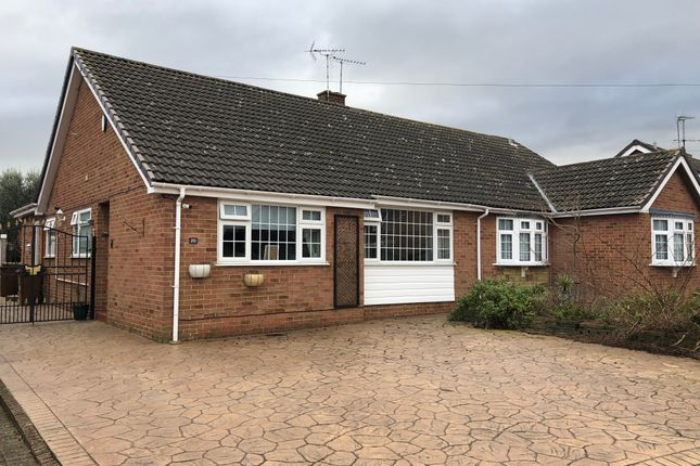 Thumbnail Semi-detached bungalow to rent in Finwell Road, Rainham