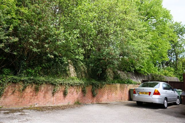 Driveway of Canal Mews, Chesterfield S41