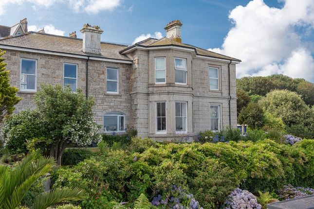 Thumbnail Flat for sale in Chywoone Hill, Newlyn, Penzance