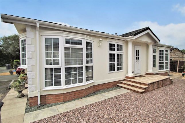 Thumbnail Detached bungalow for sale in Kinnerley, Oswestry