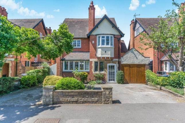 Thumbnail Detached house for sale in Billesley Lane, Moseley, Birmingham, West Midlands