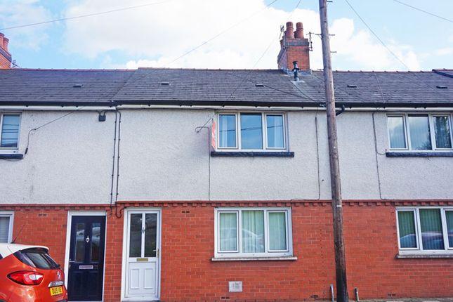 Thumbnail Terraced house for sale in Beatty Street, Tir-Y-Berth, Hengoed