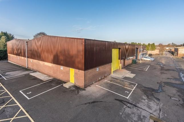 Thumbnail Warehouse for sale in Unit 3, Station Road, Liphook, Hampshire