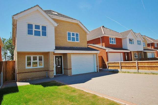 Thumbnail Detached house for sale in Sandown Road, Orsett, Grays