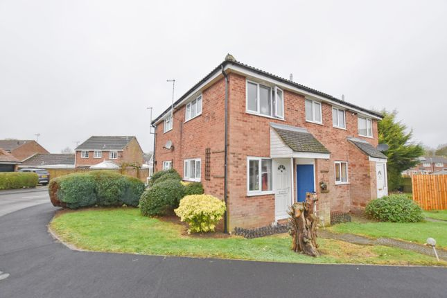 Thumbnail Semi-detached house to rent in Hazell Road, North Walsham