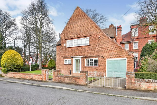 Thumbnail Detached house for sale in Grange Close, Hartlepool
