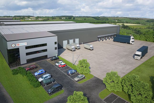 Thumbnail Industrial to let in Enterprise 36, Tankersley