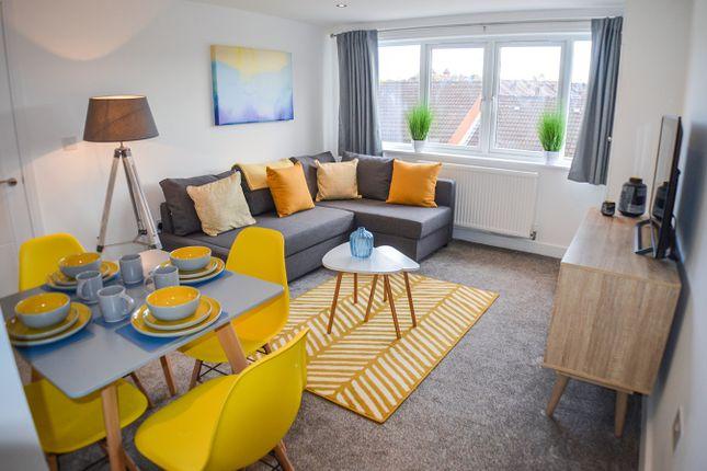 Thumbnail Flat to rent in Anstey Street, Bristol