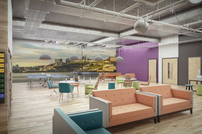 Thumbnail Studio to rent in Raleigh Street, Plymouth