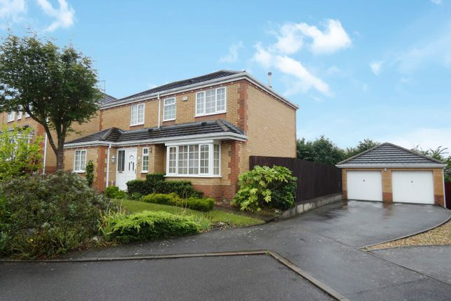 Front View of Stow Close, Wellingborough, Northamptonshire NN8