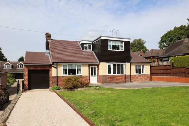Thumbnail Detached bungalow for sale in Central Drive, Wingerworth, Chesterfield