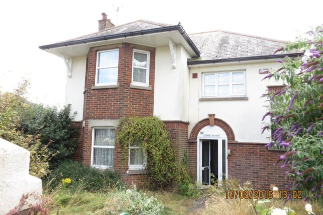 Thumbnail Detached house to rent in Margate Road, Ramsgate