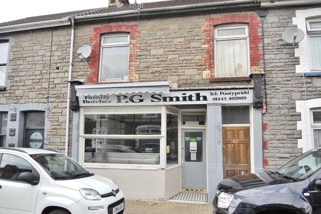 Thumbnail Retail premises to let in Coedpenmaen Road, Trallwn, Pontypridd