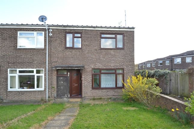 Thumbnail End terrace house to rent in Avon Way, Colchester, Essex