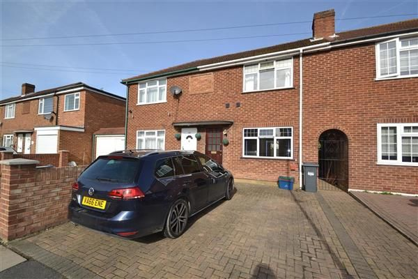 2 bed terraced house for sale in Cassiobury Avenue, Feltham