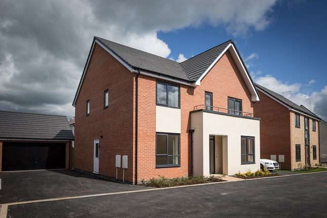 Thumbnail Detached house for sale in The Mayne, Bramshall Meadows, Bramshall, Uttoxeter