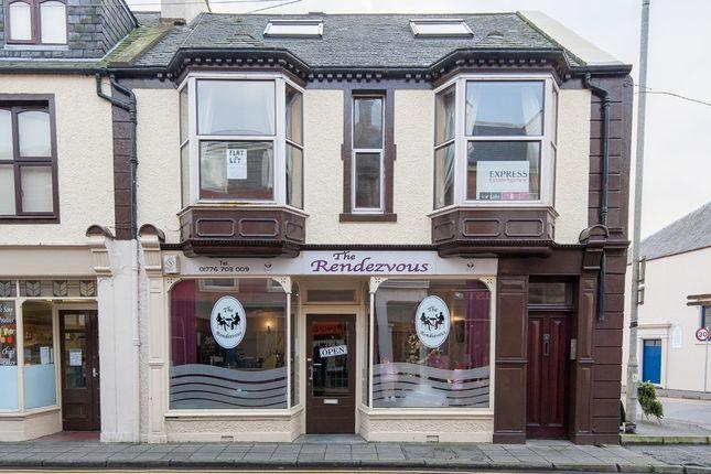 Thumbnail Flat to rent in Hanover Street, Stranraer