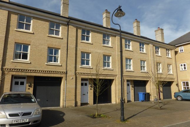 Thumbnail Town house to rent in St. Anthonys Crescent, Ipswich