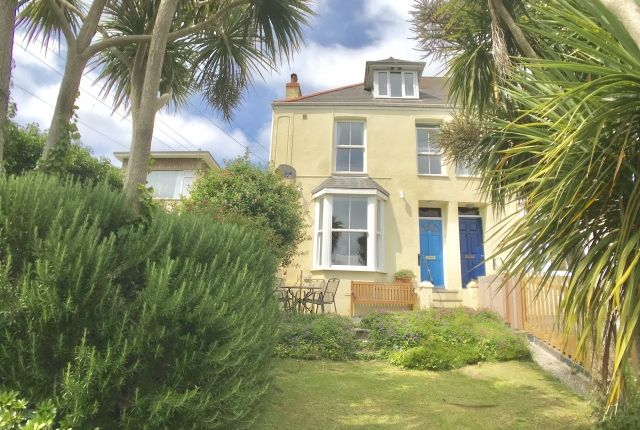 Thumbnail 4 bed semi-detached house for sale in Oak Terrace, Padstow