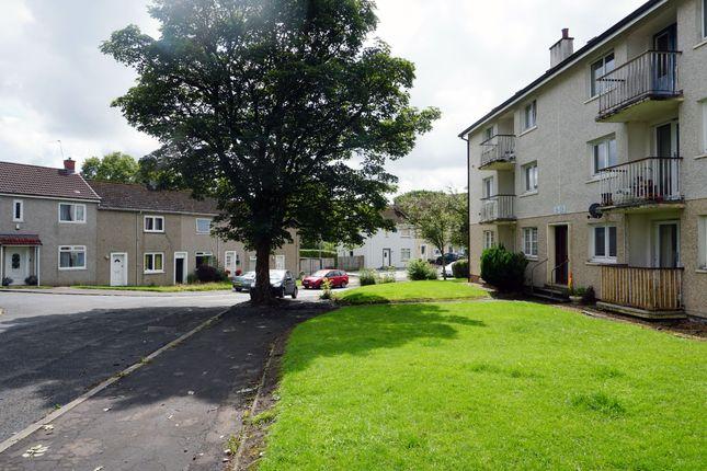 Outlook of Lochaber Place, West Mains, East Kilbride G74