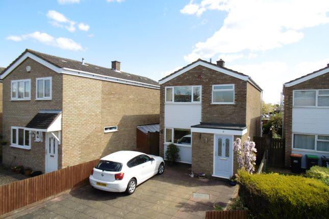 Thumbnail Detached house for sale in Pyms Close, Great Barford