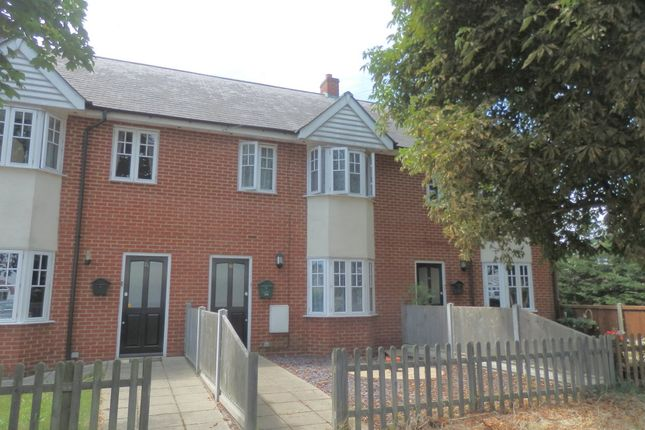 Thumbnail Terraced house for sale in Kings Road, Dovercourt