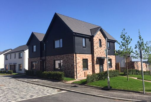 "Thumbnail Terraced house for sale in ""Castlewellan"" at Kingswells, Aberdeen"