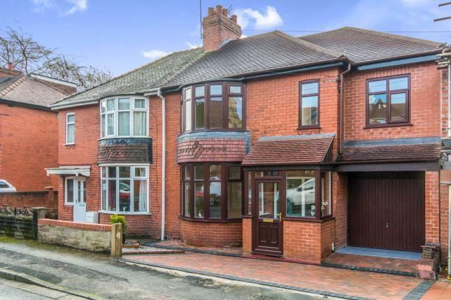 Thumbnail Semi-detached house for sale in Sunnyside Grove, Ashton-Under-Lyne, Greater Manchester, Ashton