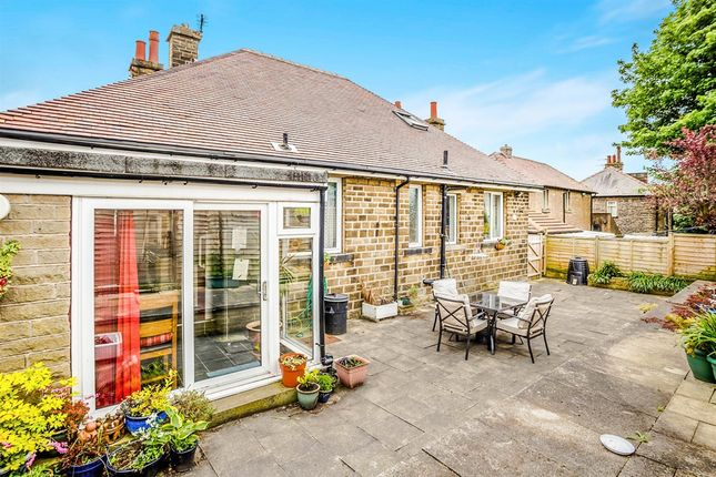Thumbnail Detached bungalow for sale in Luck Lane, Paddock, Huddersfield