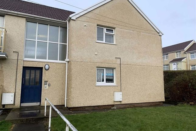 Thumbnail Flat for sale in Pengwern Road, Clase, Swansea