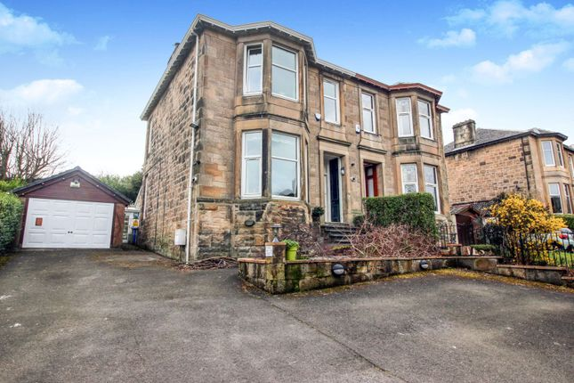 Thumbnail Semi-detached house for sale in Brownside Road, Glasgow