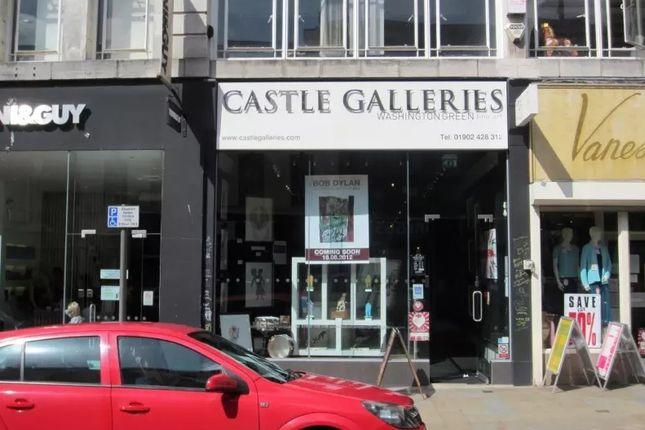 Retail premises to let in Victoria Street, Wolverhampton