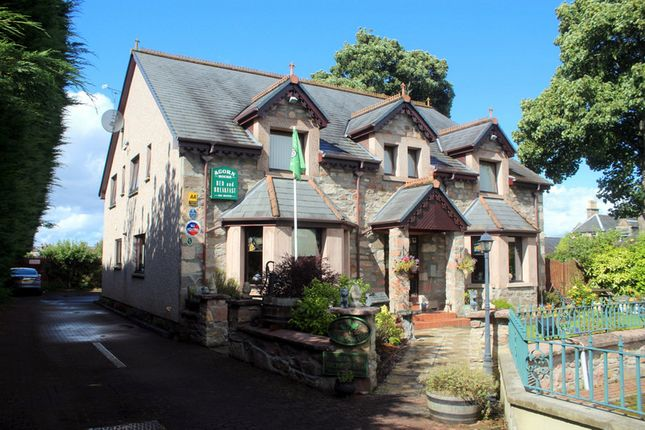 Thumbnail Hotel/guest house for sale in Acorn Guest House, Bruce Gardens, Inverness