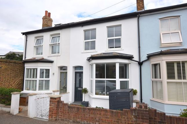 Terraced house for sale in Milton Road, Hampton