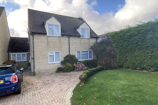 Thumbnail Link-detached house for sale in Burleigh View, Bussage, Stroud