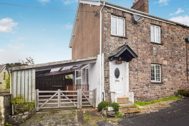 Thumbnail Semi-detached house to rent in East Street, North Molton