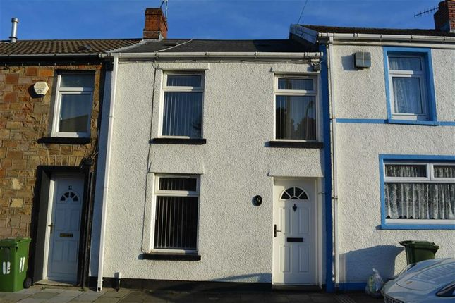 Thumbnail Terraced house to rent in Windsor Street, Aberdare, Rhondda Cynon Taff