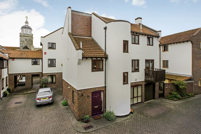 Thumbnail Detached house for sale in Oyster Mews, French Street, Portsmouth