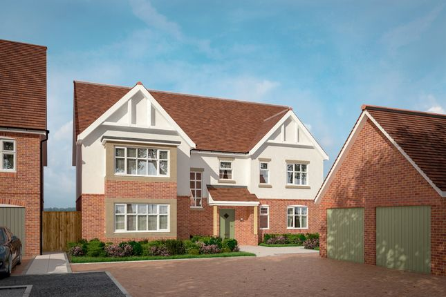 Thumbnail Detached house for sale in The Iris, Wildflower Rise, Mansfield