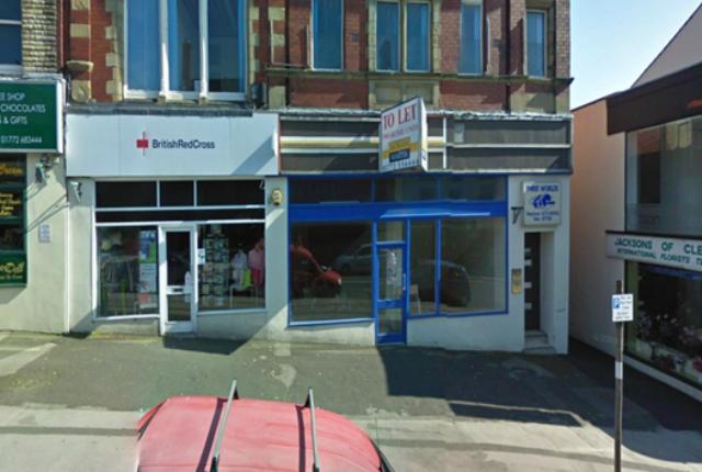 Office to let in Poulton Road, Kirkham