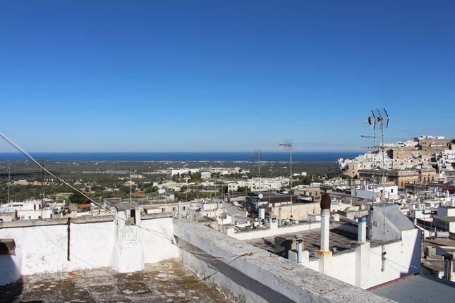 Sea View of Casa Zona Ottocentesca, Ostuni, Puglia, Italy