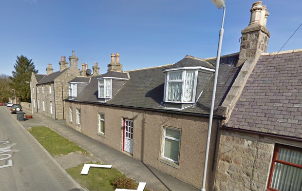 Thumbnail End terrace house for sale in Low Street, Fraserburgh, Aberdeenshire AB436Nr