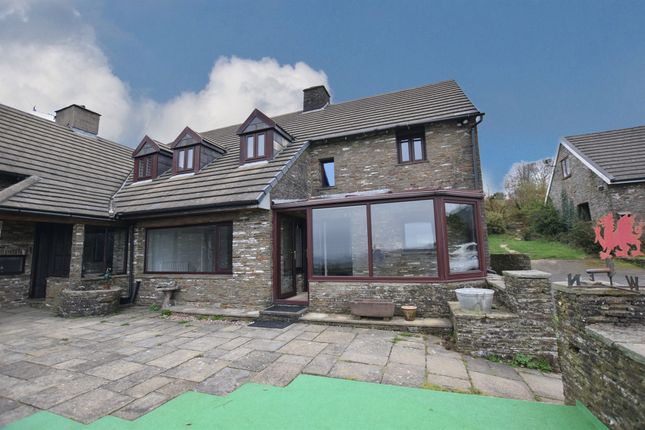 Thumbnail Semi-detached house for sale in Mynyddislwyn, Blackwood