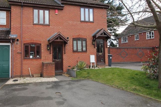 Thumbnail 2 bedroom property to rent in Conifer Grove, Leamington Spa