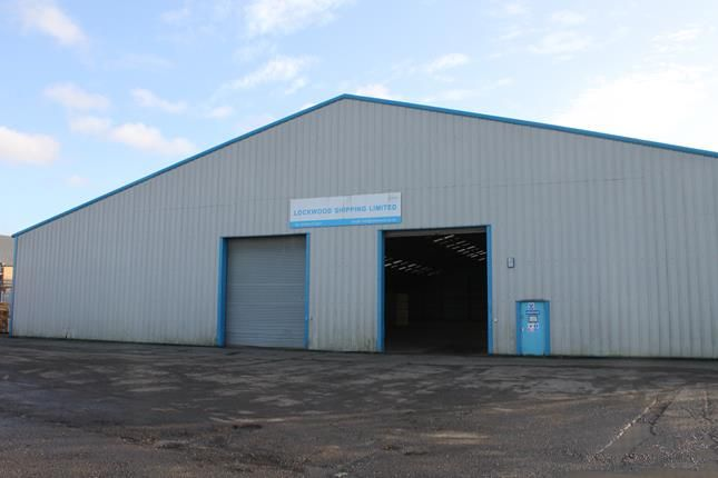 Thumbnail Light industrial to let in Unit 5 Breighton Distribution Centre, Howden