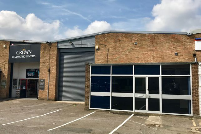 Thumbnail Industrial to let in Unit 9 Bramble Road, Swindon