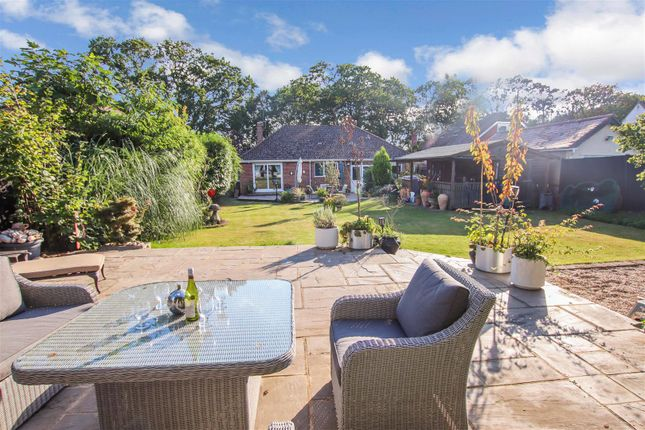 Thumbnail Detached house for sale in Upper Northam Drive, Hedge End, Southampton
