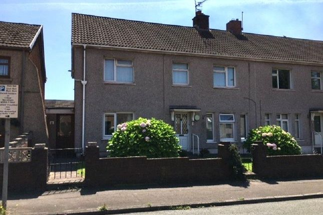 Thumbnail Flat for sale in Incline Row, Taibach, Port Talbot, Neath Port Talbot.
