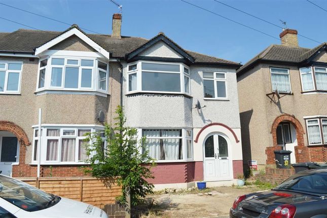 Thumbnail Property to rent in Dorchester Close, Dartford