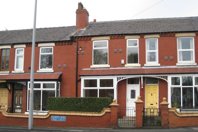 Thumbnail Terraced house to rent in Sandy Lane, Leyland